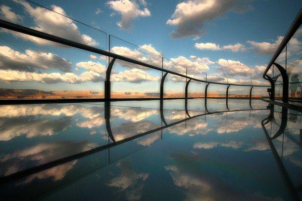 Idealizado por David Jin, o Grand Canyon Skywalk é uma das maravilhas da engenharia moderna.