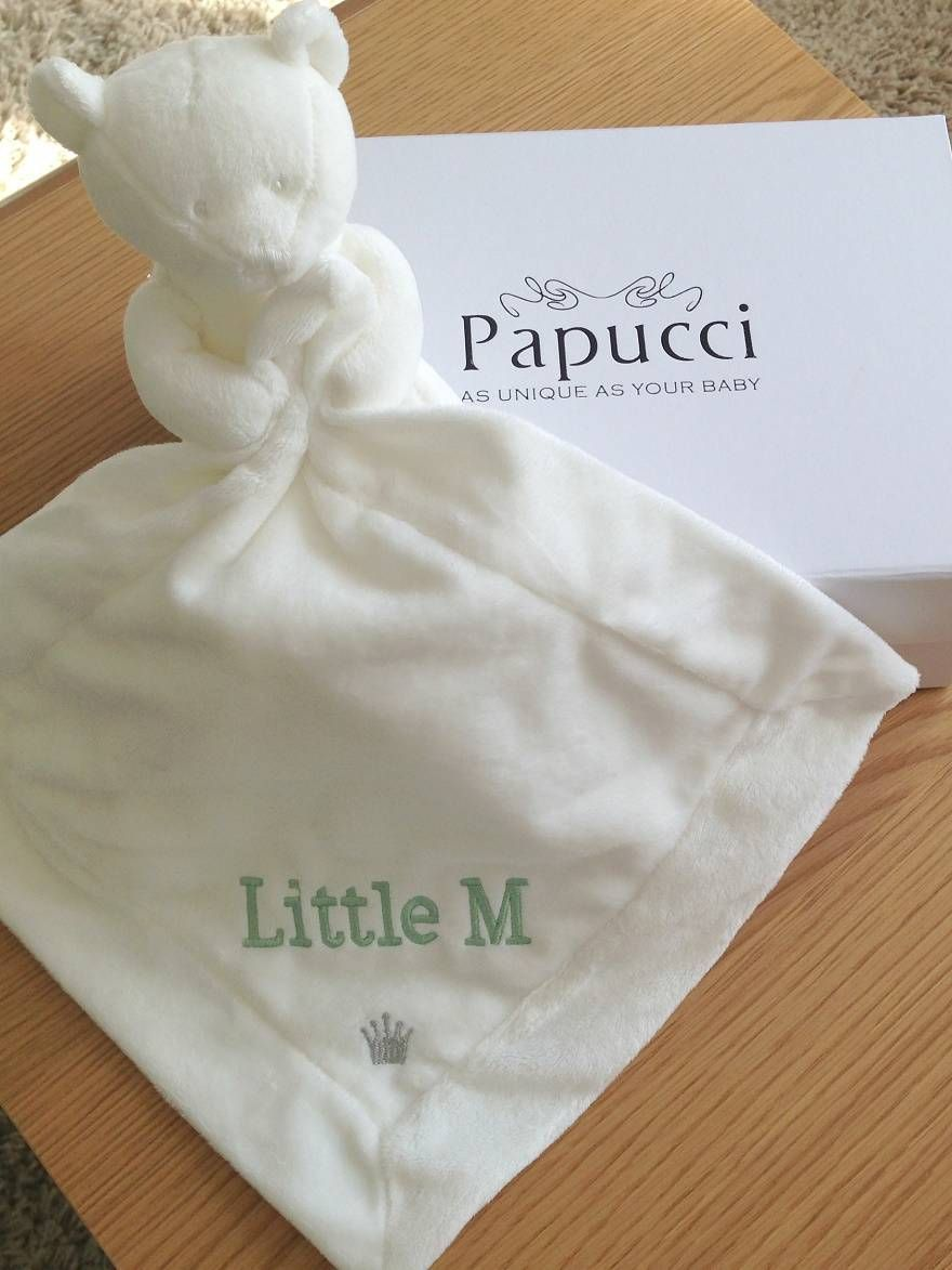 Papucci personalised baby gifts papucci review personalised papucci personalised baby gifts lovefrommim gifts for babies gifts for new negle Gallery