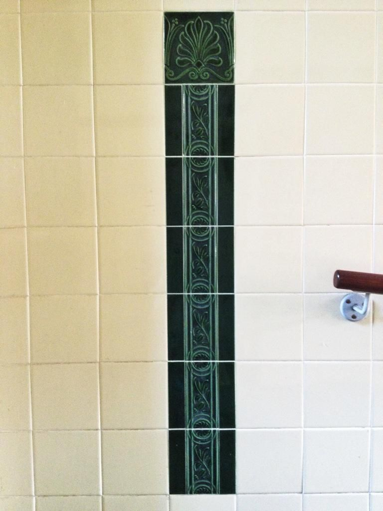 Tenement Tiles on | Tiles, Victorian bathroom, Decor