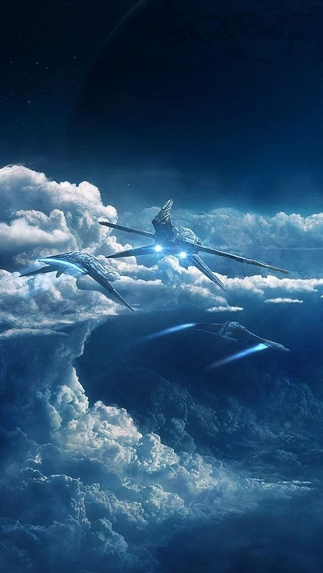 ☺iphone ios 7 wallpaper tumblr for ipad | Digital Lanscape Collection | Pinterest | Sci fi ...