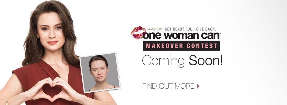 One Woman Can Makeover Contest