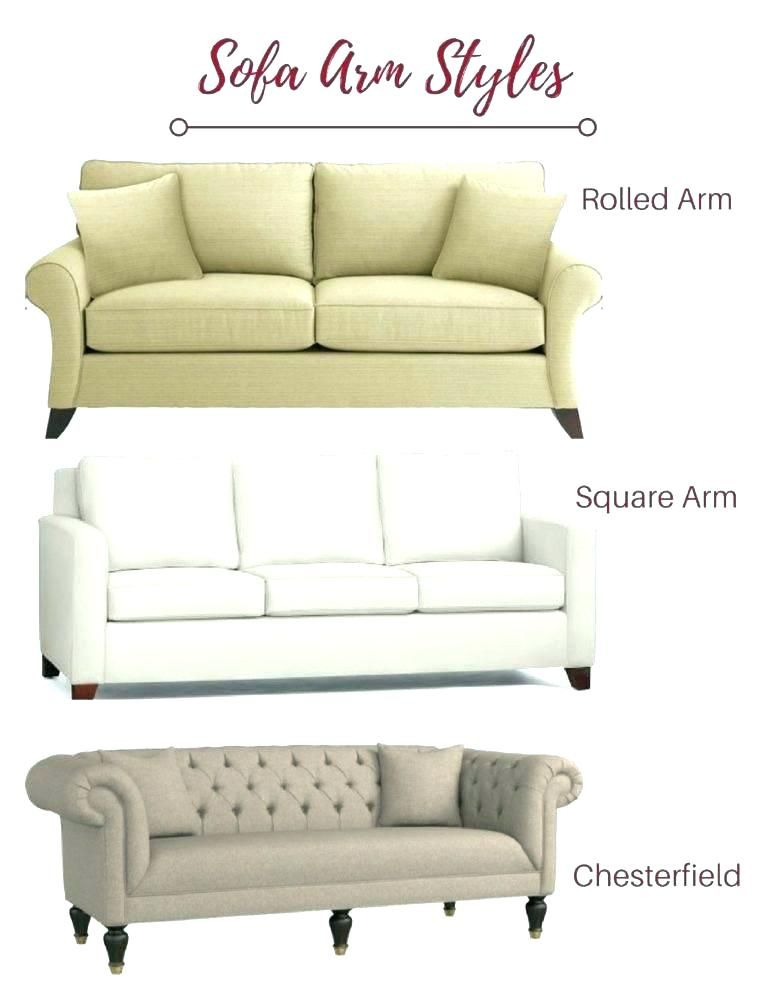 Sofa Arm Styles Sofa Sofa Armchair Best Sofa