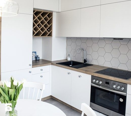 Pin By Dorota Pastuszak On Mieszkanie Small Kitchen Kitchen Home Decor