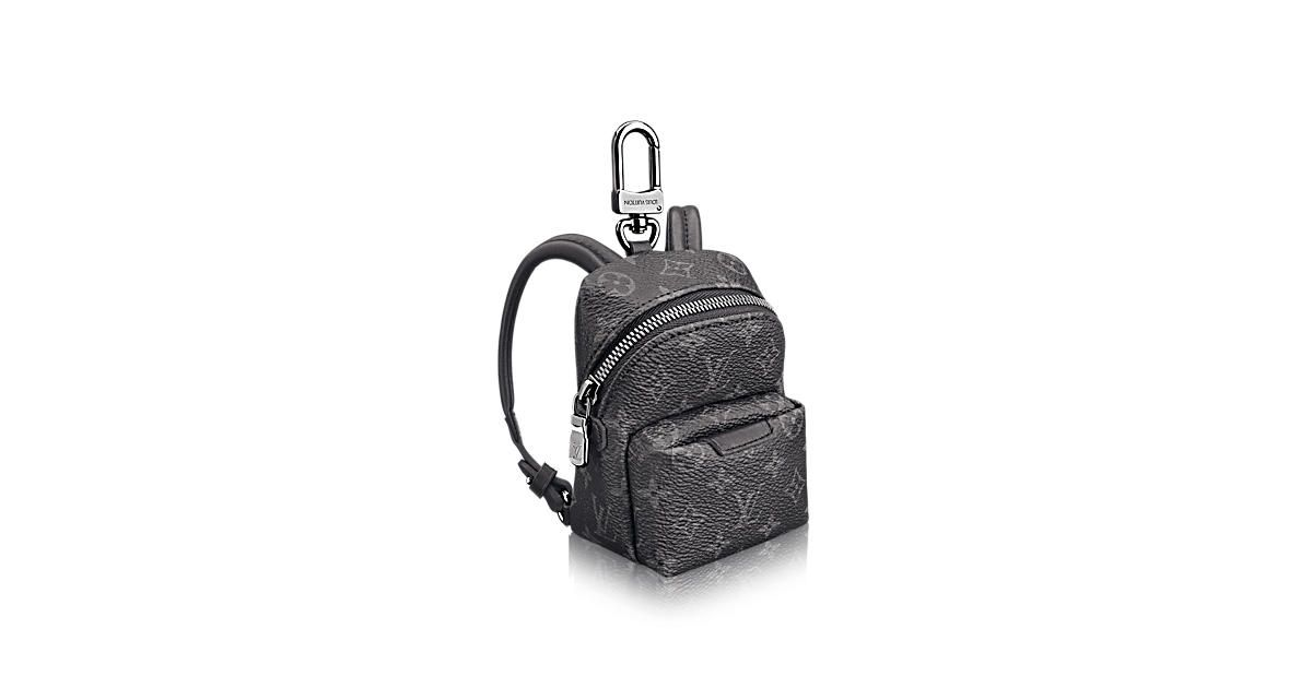 21299eedd23 Louis Vuitton Backpack Bag Charm A surprising and authentic ...