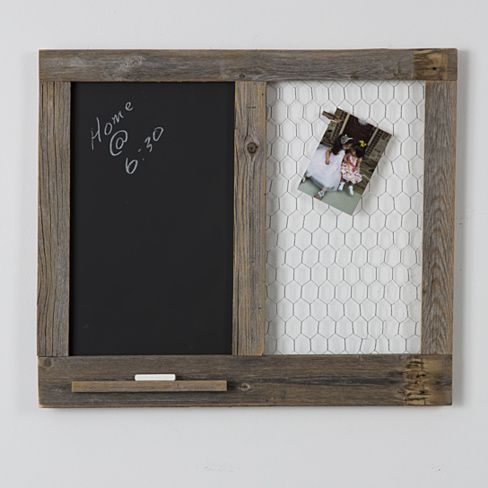Message Board With En Wire I Could Make That Barn Projects