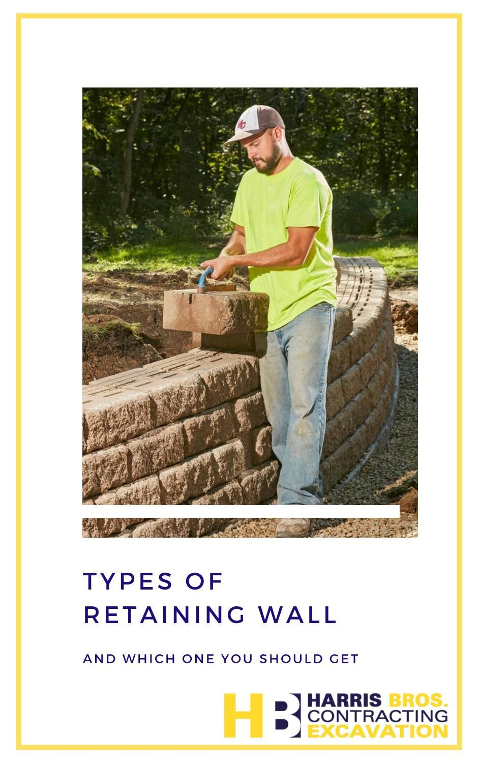 types of retaining wall and which one you should get on types of structural walls id=21492