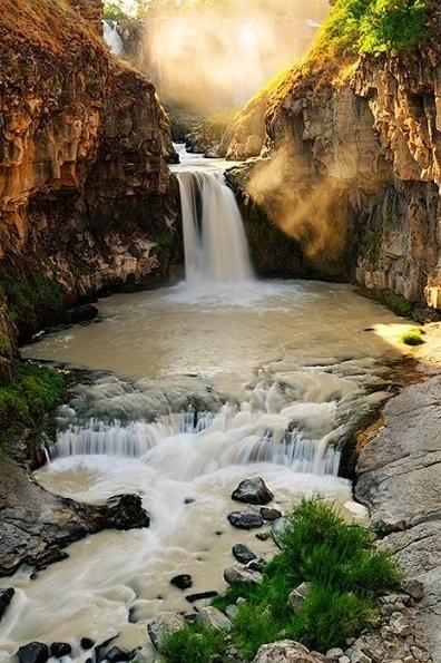 Englishman River Falls, Vancouver | www.gooverseas.com | Intern, Teach, Volunteer, Study Abroad | Make your dreams a reality