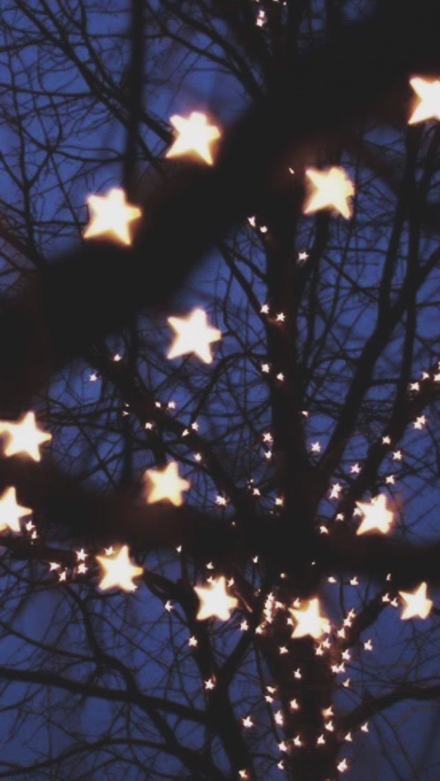 christmas lights backgrounds • like if you save/use A