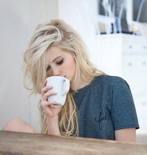 Blondes have more fun? Naja...nicht immer ... www.gofeminin.de/haare/probleme-die-blondinen-kennen-s1523241.html