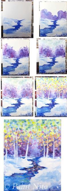 Photo of Step-by-step watercolor painting tutorials for beginners – indispensable address of art