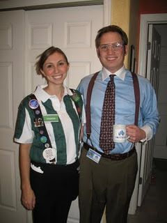 5c96c95c0 Discover ideas about Great Halloween Costumes. The Best Couple Costume -  Joanna and Lumburg from Office Space