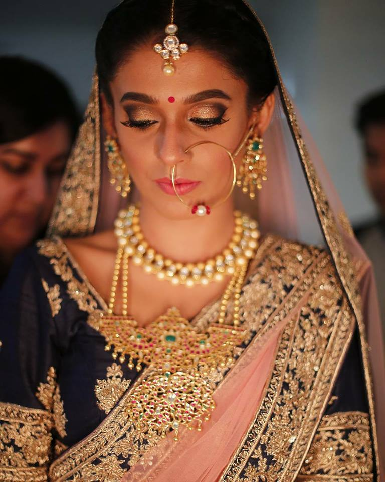 5 Gorgeous Bridal Makeup Looks Created By MUA Sakshi Malik We Are Swooning Over Right Now