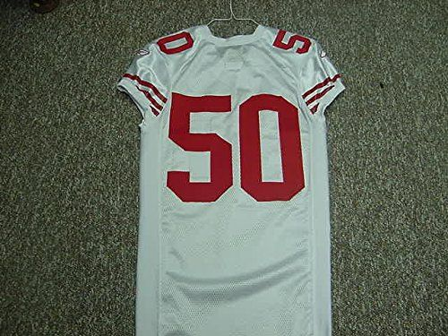 quality design d9c07 c7a49 Player 50 San Francisco 49ers 2011 Game Worn Jersey >>> More ...