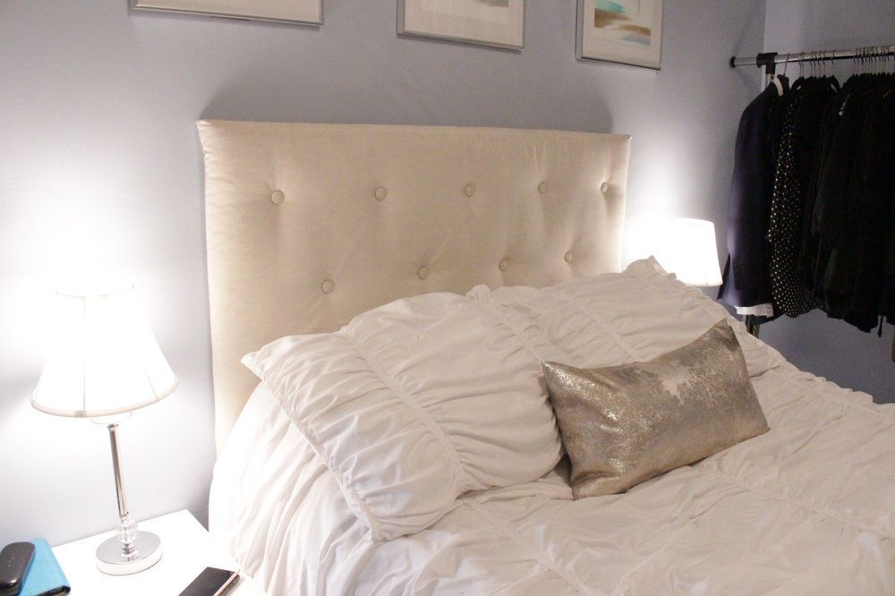 Diy Affordable Tufted Headboard Tufted Headboard Diy Tufted Headboard Headboard