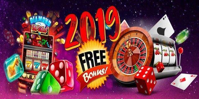 бонус за регистрацию в онлайн и интернет казино