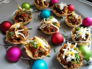 Taco Bites--Want to try for an appetizer!!