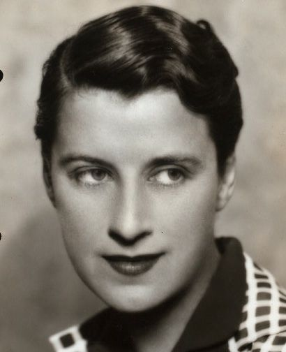Beatrice Lillie S Eton Crop Is Tops When She Got This Haircut In