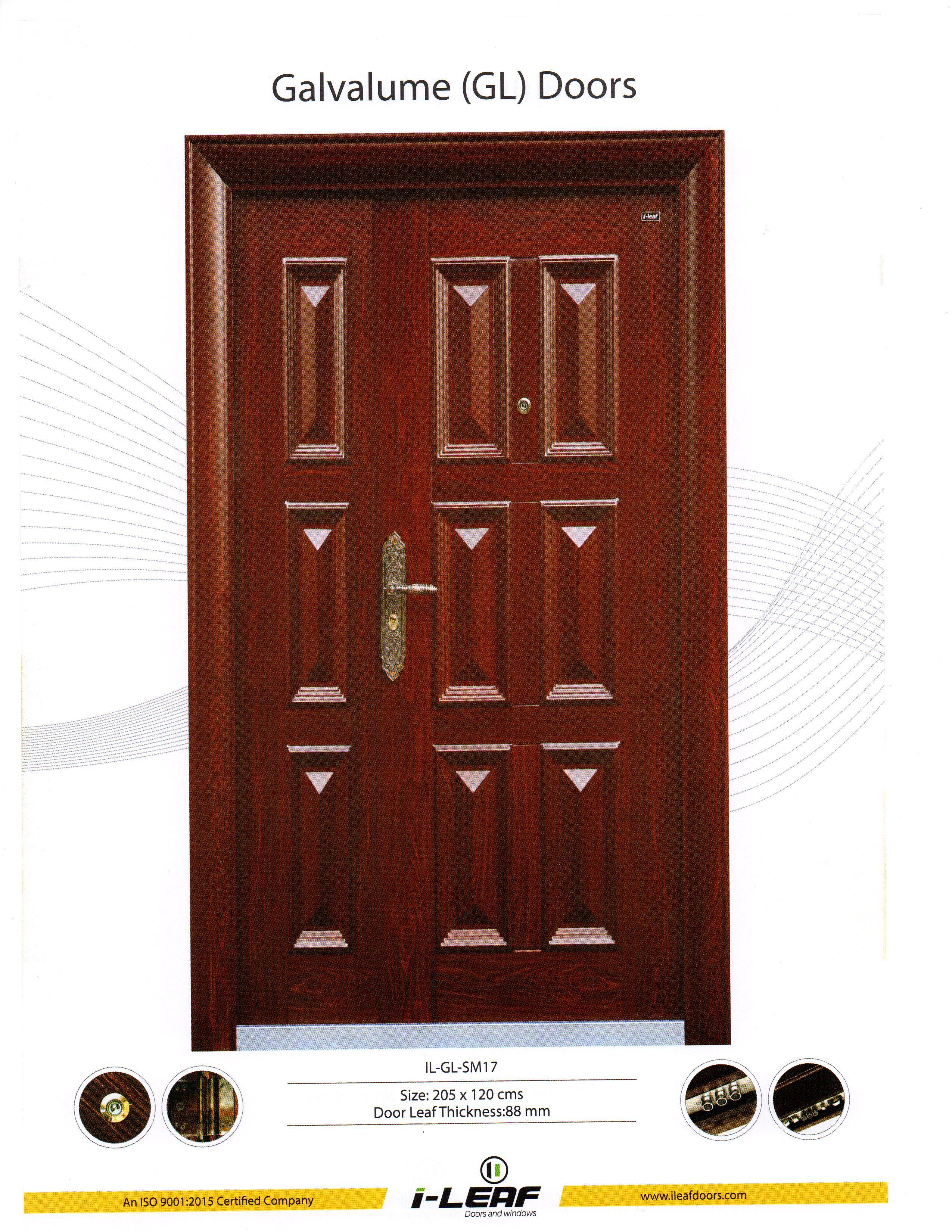 Pin By Ileaf Vizag On Doors Steel Doors Safe Room Doors Room Doors