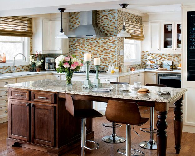 These Small Kitchens Have Major Style That You Re Sure To Love Kitchen Design Kitchen Layout Kitchen Design Gallery
