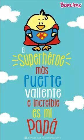 papa superheroe - Buscar con Google | Cuentos | Feliz día ...