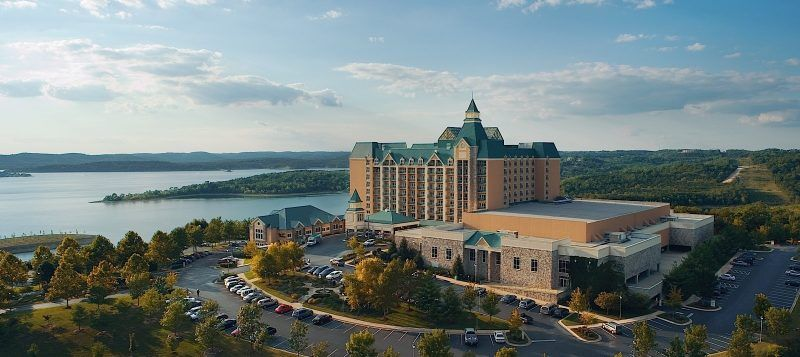 """Branson, MO's Chateau On The Lake Resort & Spa Offering Appealing """"Day On The Lake Package"""" http://anopensuitcase.com/chateau-lake-resort-package/"""
