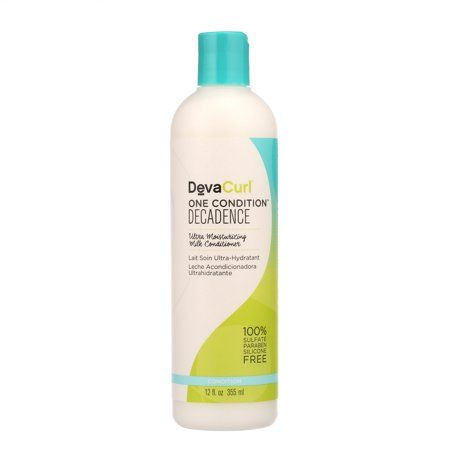 Devacurl One Decadence Conditioner, 12Oz