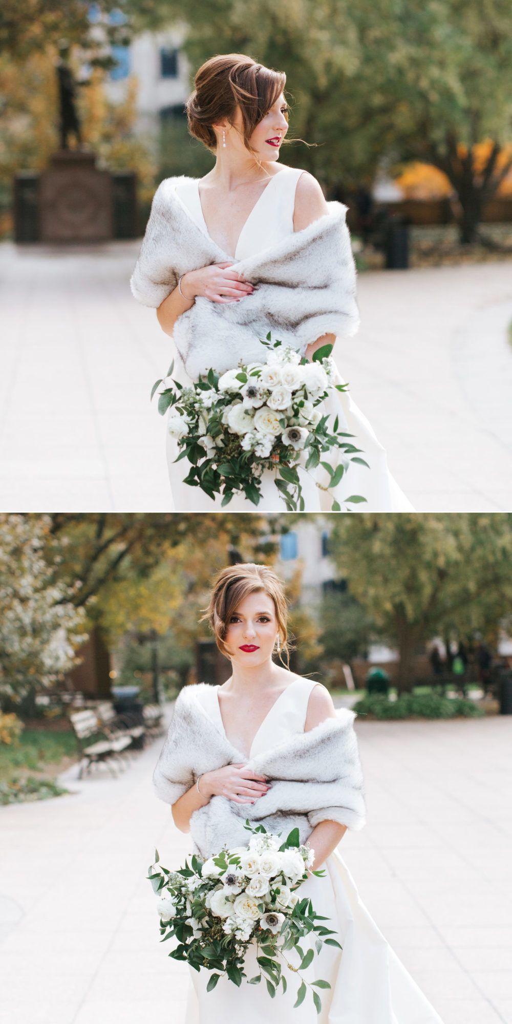 Alex + Evan Ohio Statehouse Wedding » Red Gallery
