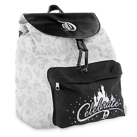4dd9a4952bf8 Disneyland Diamond Celebration Backpack