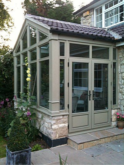 Conservatory Room Addition In The Uk 1040x1485 In 2020: Http://www.dgl-ilkley.co.uk/images/garden-room-pannal-001-a.jpg