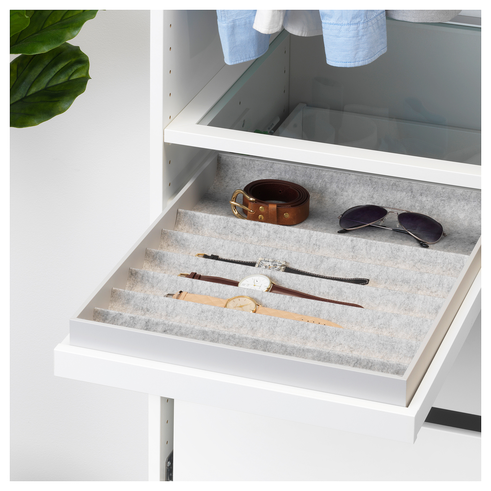 IKEA  KOMPLEMENT Pullout tray white in 2019  Products