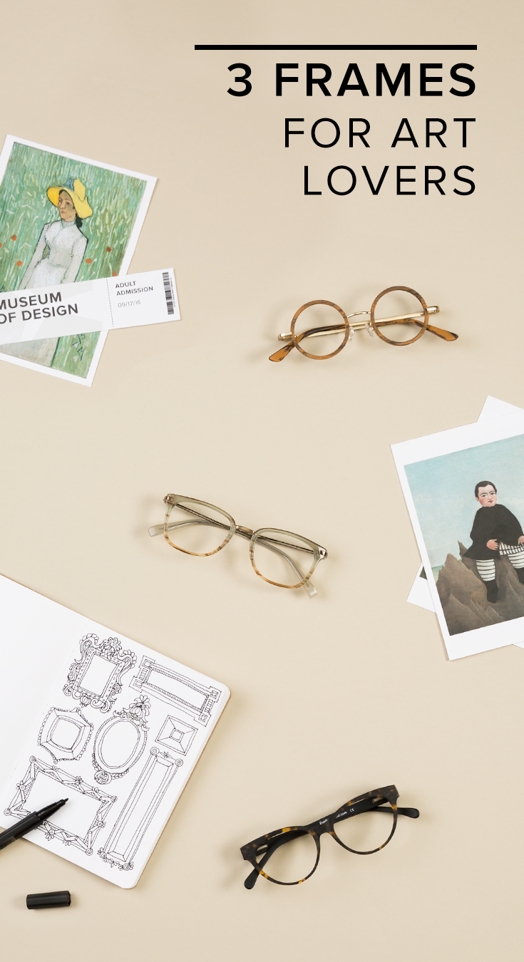 94ffc3a971 Your face is a blank canvas. Curate your own collection of eyewear at  EyeBuyDirect.