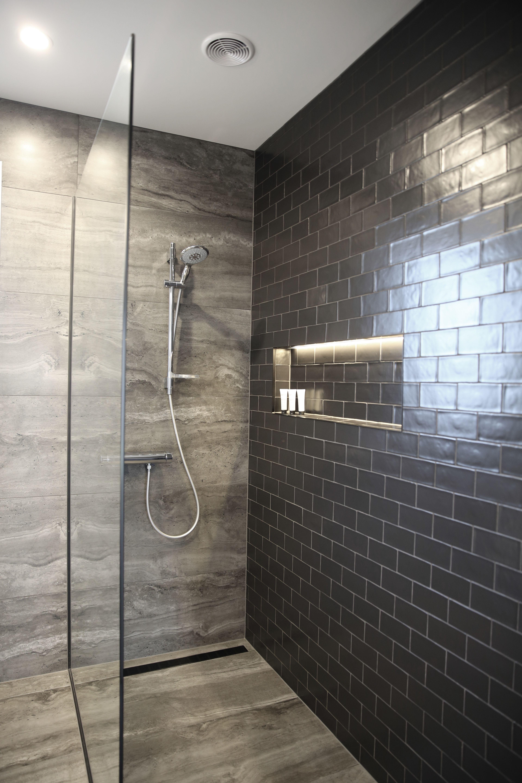 Tiled Shower Wetroom Project Wetroom Christchurch Nz In 2020 Wet Rooms Modern Bathroom Bathroom Inspiration Modern