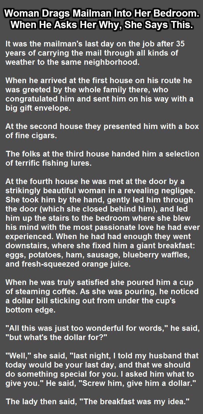 Mailman Sex Stories
