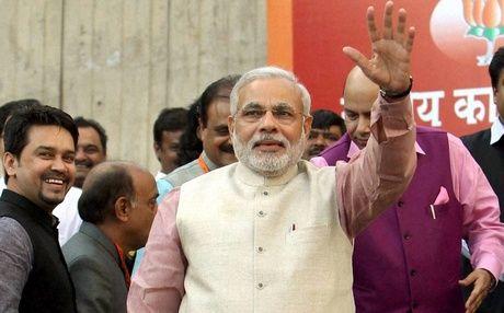 Narendra Modi: From villain to hero in a decade