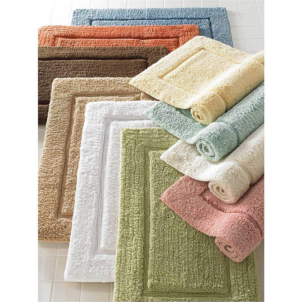 Elegance Large Bath Rugs Kassatex Elegance Large Bath Rugs Are - Cotton bathroom rugs for bathroom decorating ideas