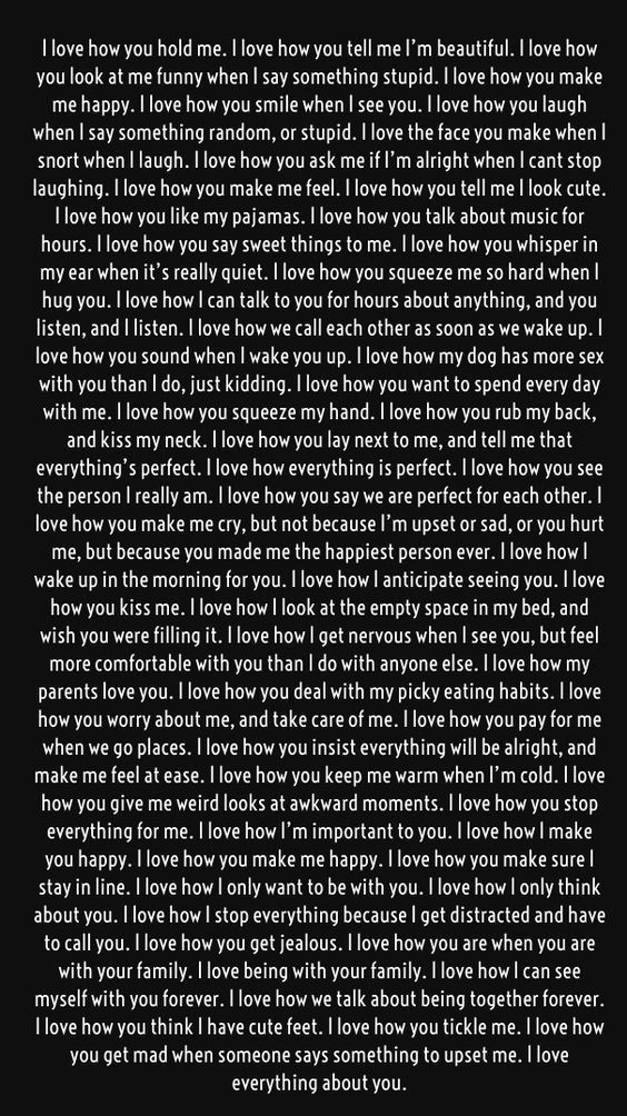 Love : Love quote : Love : very long seductive love quote for her…