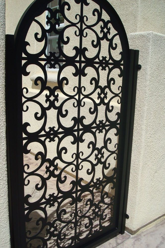 Check Ebay Deal Of Today Iron Gate Design Iron Art Wrought Iron Gate Designs