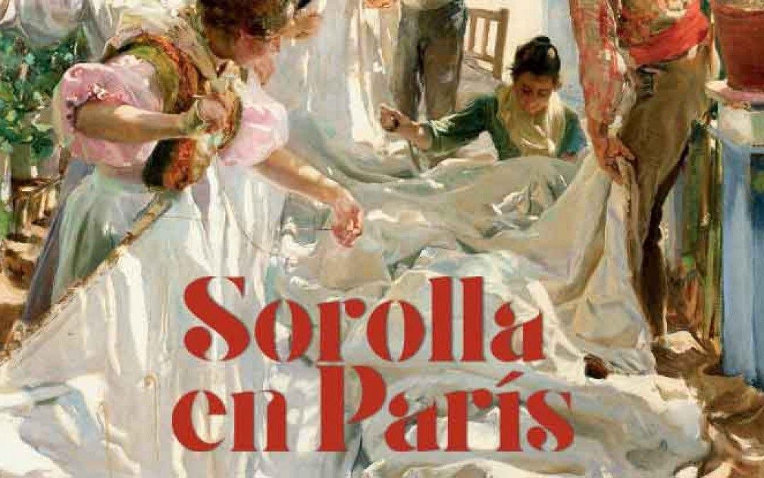 Sorolla en París en el Museo Sorolla de Madrid
