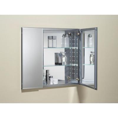 Kohler 30 In W X 26 In H Two Door Recessed Or Surface Mount Medicine Cabin Bathroom Medicine Cabinet Mirror Medicine Cabinet Mirror Bathroom Cabinets Designs 30 inch medicine cabinets