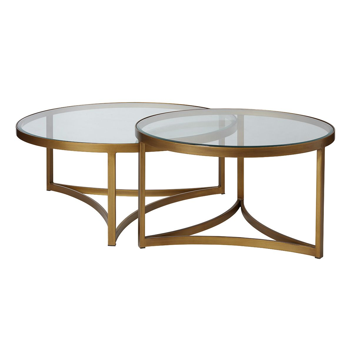 Set Of Two Opplyst Tables In 2021 Coffee Table Coffee Table Wood Large Coffee Tables Bronze glass coffee table