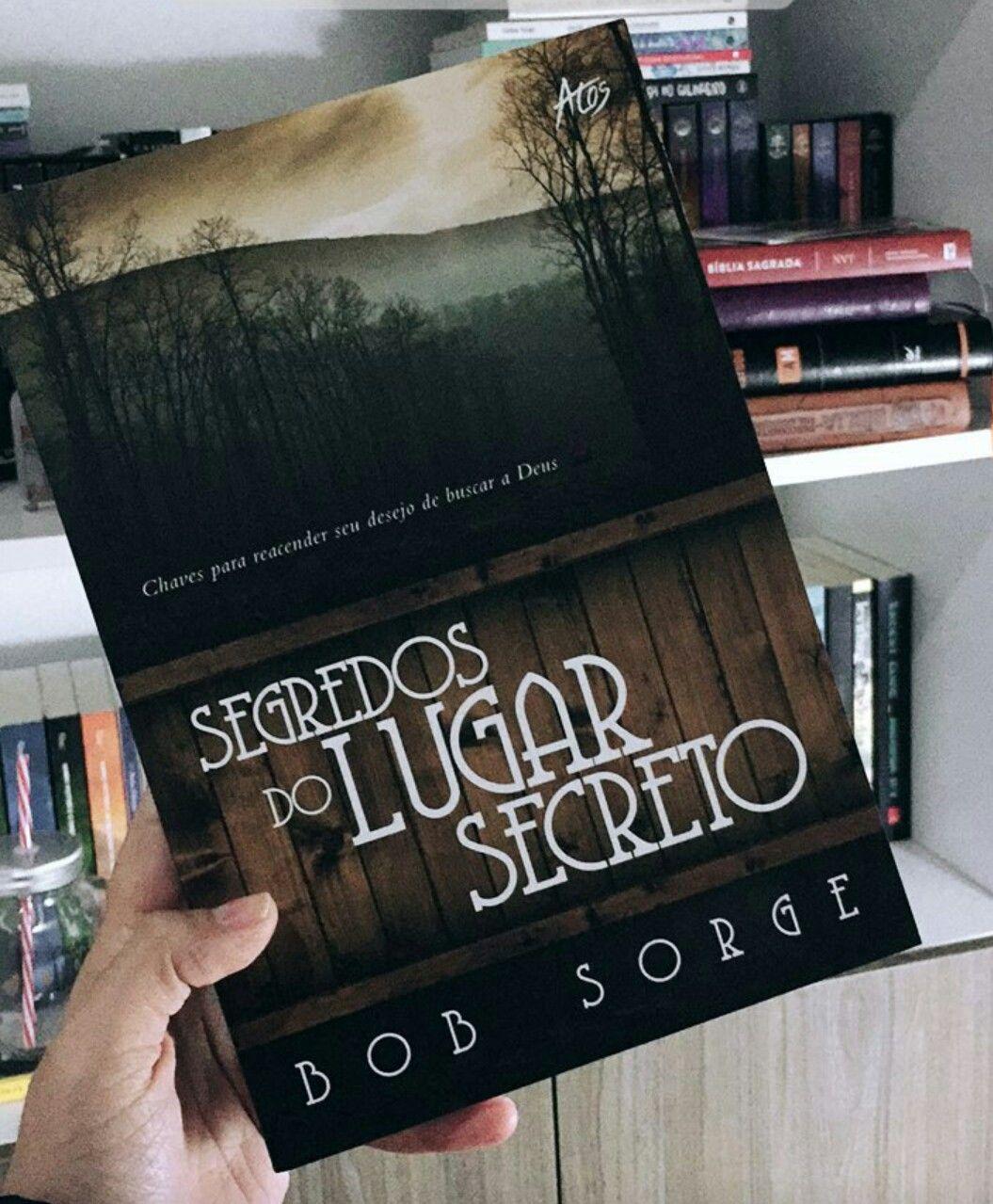 Livro Segredos Do Lugar Secreto Bob Livros Evangelicos
