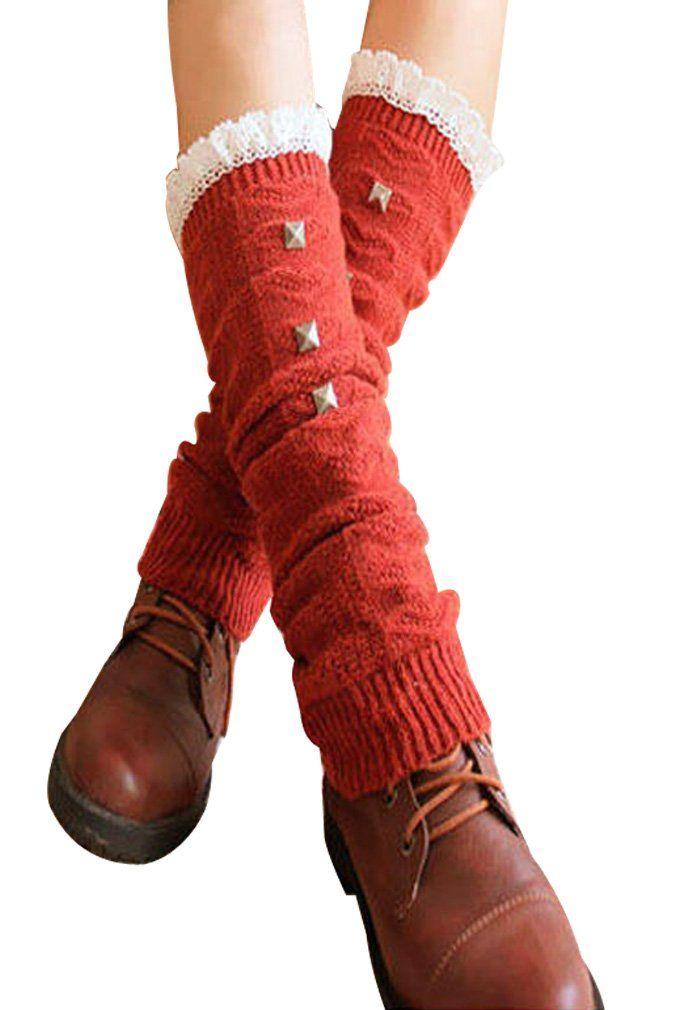 Exceptionnel reine à la mode- Bas Guêtre Jambières Legging Chausettes Hiver  AW65