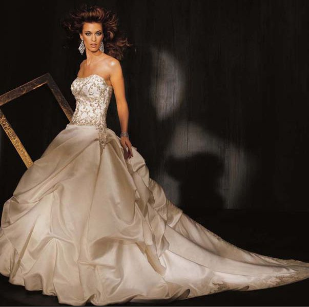 The most beautiful wedding dresses in the world carrara for The most gorgeous wedding dress