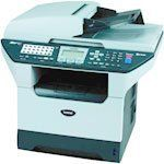 Brother Mfc 8670dn Flatbed Laser Multi Function Center With