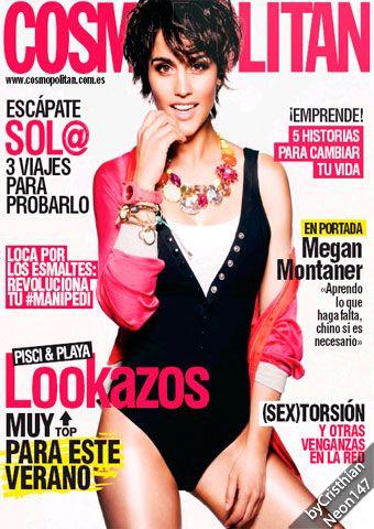 Cosmopolitan España - Julio 2016 - Pisci & playa, lookazos, muy top para este verano