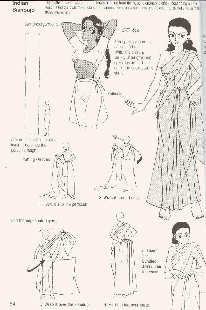 Como Desenhar Manga Shojo Como Desenhar Manga Desenhos Desenho