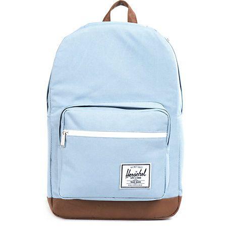 3102869a394 Herschel Supply Co. Pop Quiz Steel Blue 20L Backpack in 2019