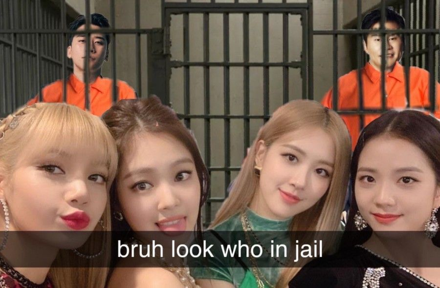 National Tax Service Launches Investigation On Yg For Tax Evasion Suspicions Yg Responds Blackpink Memes Kpop Memes Kpop Snapchat