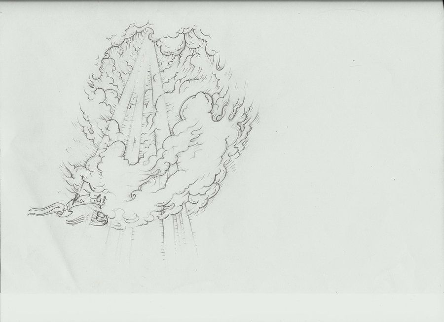 heven and hell tattoos   heaven and hell tattoo design ...