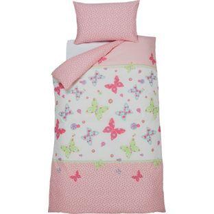 Buy Ditsy Butterfly Children's Bedding Set - Single at Argos.co.uk - Your Online Shop for Children's bedding sets.